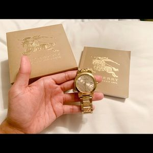 Unisex Burberry Watch